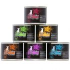 catz finefood Purrrr Can Mixed Trial Pack 6 x 200g
